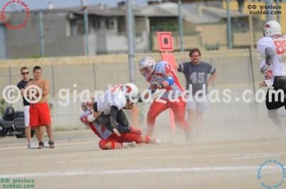 Crusaders Cagliari vs Daemons Martesana, 6-48, 16 ottobre 2011 104