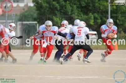 Crusaders Cagliari vs Daemons Martesana, 6-48, 16 ottobre 2011 112