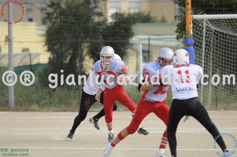 Crusaders Cagliari vs Daemons Martesana, 6-48, 16 ottobre 2011 117