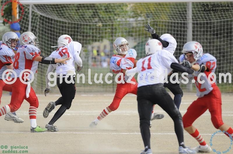 Crusaders Cagliari vs Daemons Martesana, 6-48, 16 ottobre 2011 120