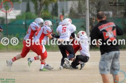 Crusaders Cagliari vs Daemons Martesana, 6-48, 16 ottobre 2011 123