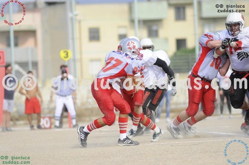 Crusaders Cagliari vs Daemons Martesana, 6-48, 16 ottobre 2011 131