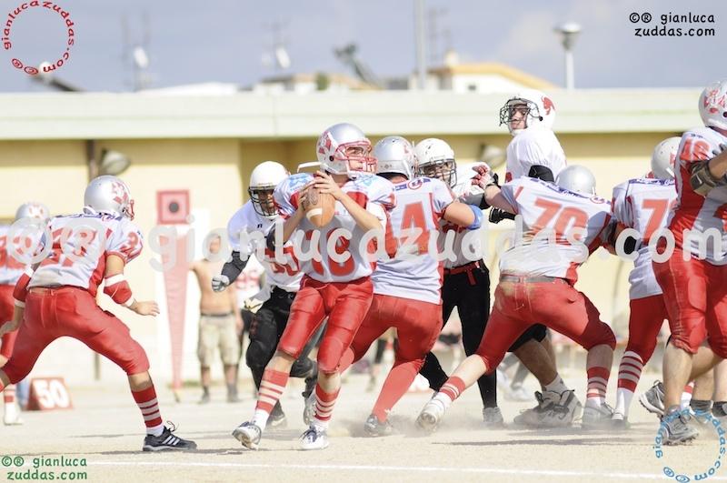Crusaders Cagliari vs Daemons Martesana, 6-48, 16 ottobre 2011 153
