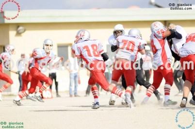 Crusaders Cagliari vs Daemons Martesana, 6-48, 16 ottobre 2011 159