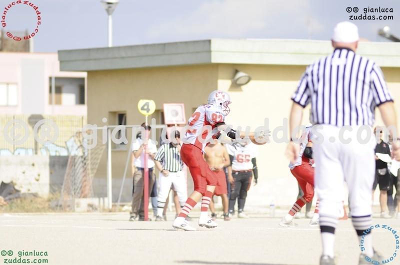 Crusaders Cagliari vs Daemons Martesana, 6-48, 16 ottobre 2011 164