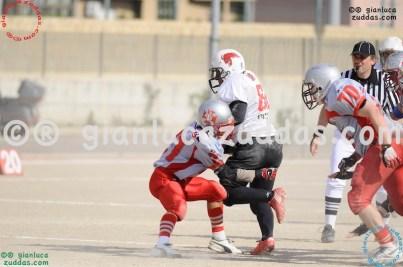 Crusaders Cagliari vs Daemons Martesana, 6-48, 16 ottobre 2011 168