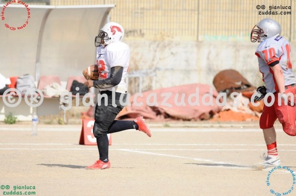 Crusaders Cagliari vs Daemons Martesana, 6-48, 16 ottobre 2011 185