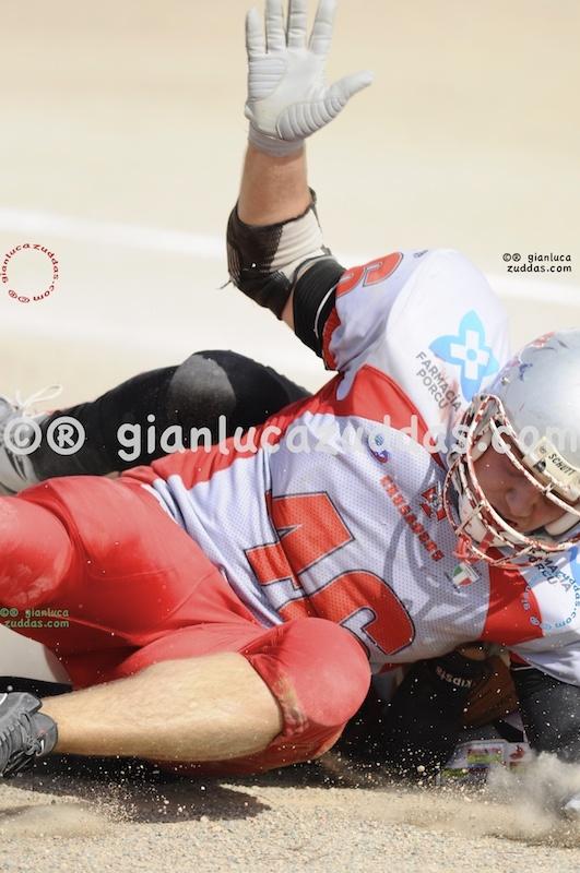 Crusaders Cagliari vs Daemons Martesana, 6-48, 16 ottobre 2011 200
