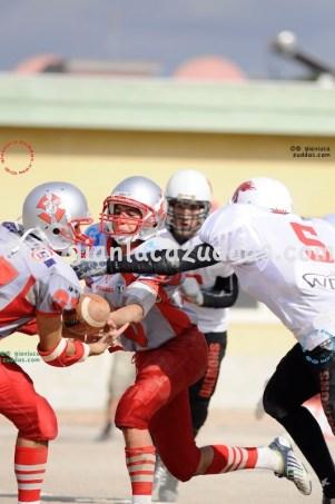 Crusaders Cagliari vs Daemons Martesana, 6-48, 16 ottobre 2011 209