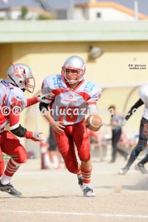 Crusaders Cagliari vs Daemons Martesana, 6-48, 16 ottobre 2011 221