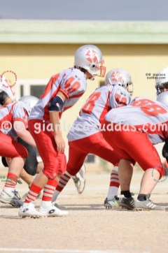 Crusaders Cagliari vs Daemons Martesana, 6-48, 16 ottobre 2011 226