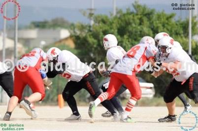 Crusaders Cagliari vs Daemons Martesana, 6-48, 16 ottobre 2011 228