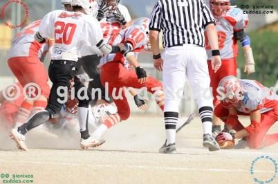 Crusaders Cagliari vs Daemons Martesana, 6-48, 16 ottobre 2011 234