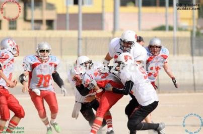 Crusaders Cagliari vs Daemons Martesana, 6-48, 16 ottobre 2011 252