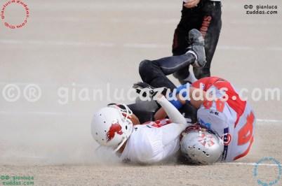 Crusaders Cagliari vs Daemons Martesana, 6-48, 16 ottobre 2011 277