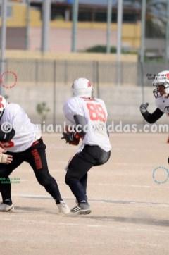 Crusaders Cagliari vs Daemons Martesana, 6-48, 16 ottobre 2011 290