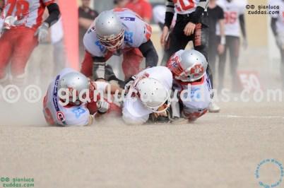 Crusaders Cagliari vs Daemons Martesana, 6-48, 16 ottobre 2011 299