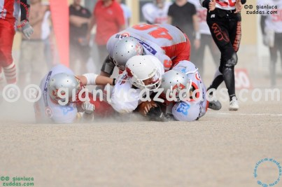 Crusaders Cagliari vs Daemons Martesana, 6-48, 16 ottobre 2011 302