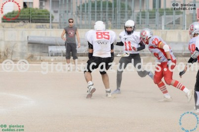Crusaders Cagliari vs Daemons Martesana, 6-48, 16 ottobre 2011 304