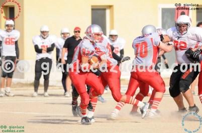 Crusaders Cagliari vs Daemons Martesana, 6-48, 16 ottobre 2011 322