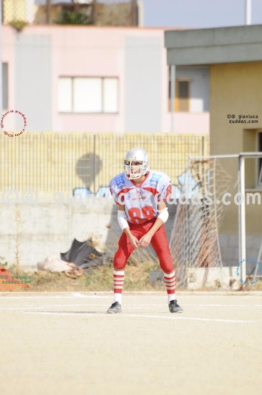 Crusaders Cagliari vs Daemons Martesana, 6-48, 16 ottobre 2011 4