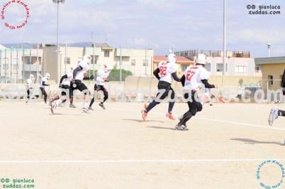 Crusaders Cagliari vs Daemons Martesana, 6-48, 16 ottobre 2011 7