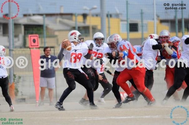 Crusaders Cagliari vs Daemons Martesana, 6-48, 16 ottobre 2011 75