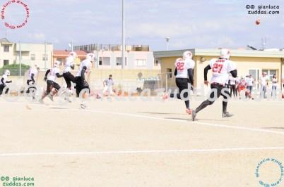 Crusaders Cagliari vs Daemons Martesana, 6-48, 16 ottobre 2011 9