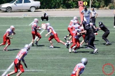 Crusaders Cagliari vs Dragons Salento, 48-0, 29 maggio 2011 102
