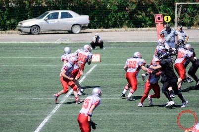 Crusaders Cagliari vs Dragons Salento, 48-0, 29 maggio 2011 103