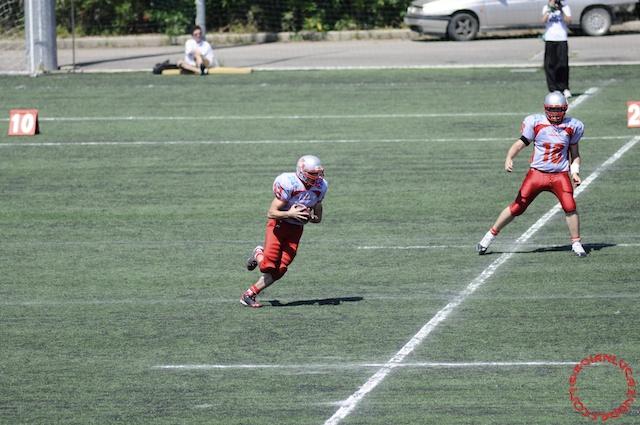 Crusaders Cagliari vs Dragons Salento, 48-0, 29 maggio 2011 108