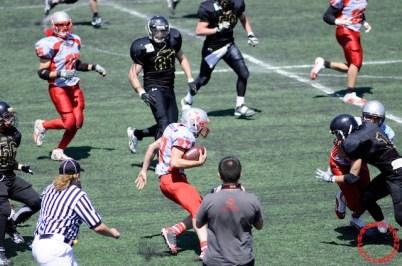 Crusaders Cagliari vs Dragons Salento, 48-0, 29 maggio 2011 115