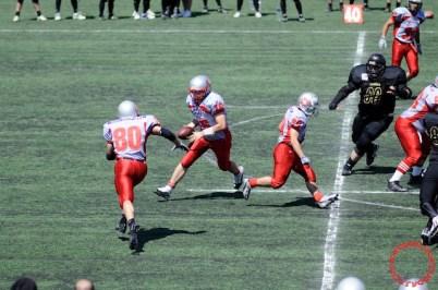 Crusaders Cagliari vs Dragons Salento, 48-0, 29 maggio 2011 120
