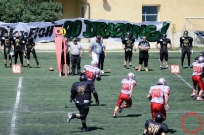Crusaders Cagliari vs Dragons Salento, 48-0, 29 maggio 2011 122