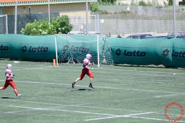 Crusaders Cagliari vs Dragons Salento, 48-0, 29 maggio 2011 129