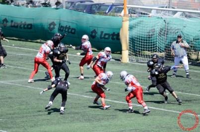 Crusaders Cagliari vs Dragons Salento, 48-0, 29 maggio 2011 133