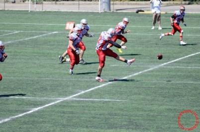 Crusaders Cagliari vs Dragons Salento, 48-0, 29 maggio 2011 137