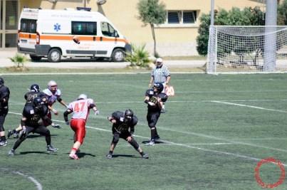 Crusaders Cagliari vs Dragons Salento, 48-0, 29 maggio 2011 144