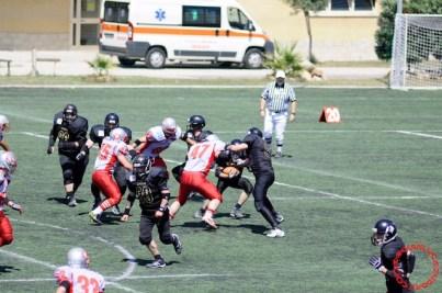 Crusaders Cagliari vs Dragons Salento, 48-0, 29 maggio 2011 145