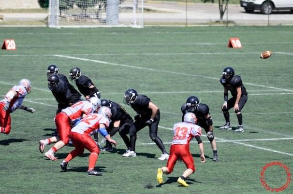 Crusaders Cagliari vs Dragons Salento, 48-0, 29 maggio 2011 150