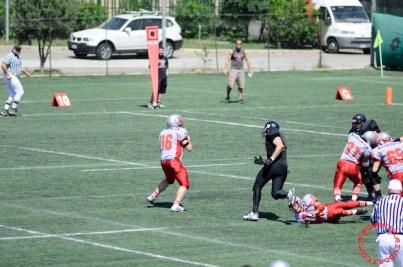 Crusaders Cagliari vs Dragons Salento, 48-0, 29 maggio 2011 166