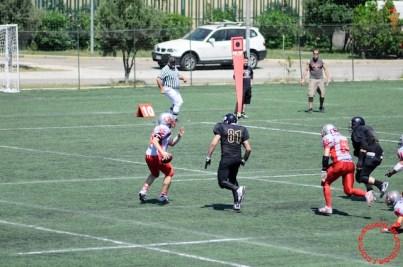 Crusaders Cagliari vs Dragons Salento, 48-0, 29 maggio 2011 167