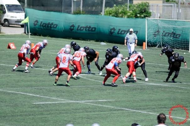 Crusaders Cagliari vs Dragons Salento, 48-0, 29 maggio 2011 172