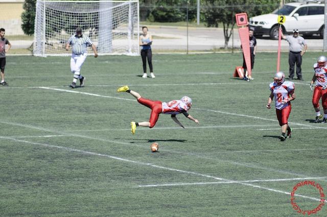 Crusaders Cagliari vs Dragons Salento, 48-0, 29 maggio 2011 174