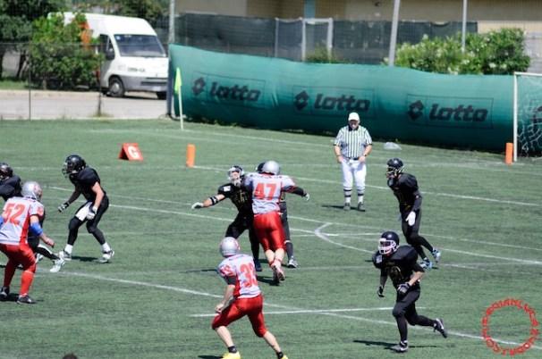 Crusaders Cagliari vs Dragons Salento, 48-0, 29 maggio 2011 184