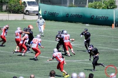 Crusaders Cagliari vs Dragons Salento, 48-0, 29 maggio 2011 187
