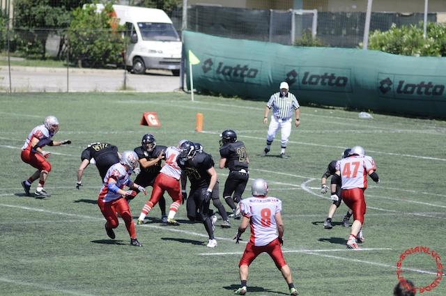Crusaders Cagliari vs Dragons Salento, 48-0, 29 maggio 2011 193