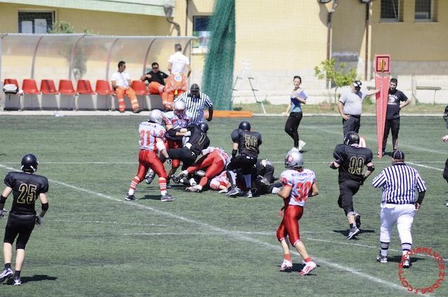 Crusaders Cagliari vs Dragons Salento, 48-0, 29 maggio 2011 196