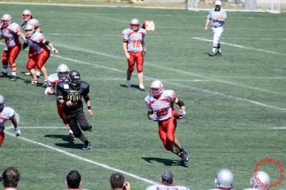 Crusaders Cagliari vs Dragons Salento, 48-0, 29 maggio 2011 200