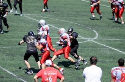 Crusaders Cagliari vs Dragons Salento, 48-0, 29 maggio 2011 201